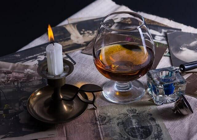 A brandy a nagy munkákhoz is kitűnő társ
