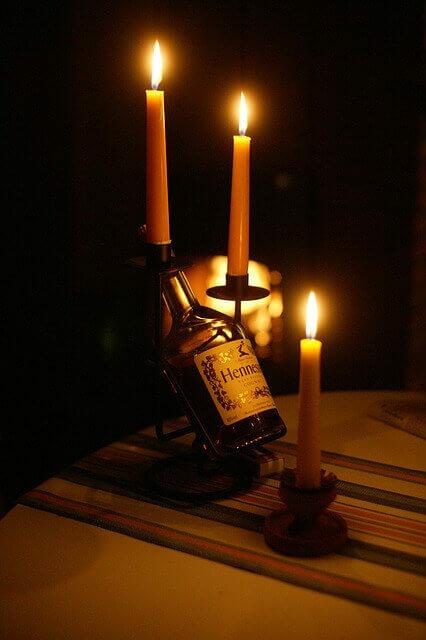 Fantasztikus Hennessy cognac