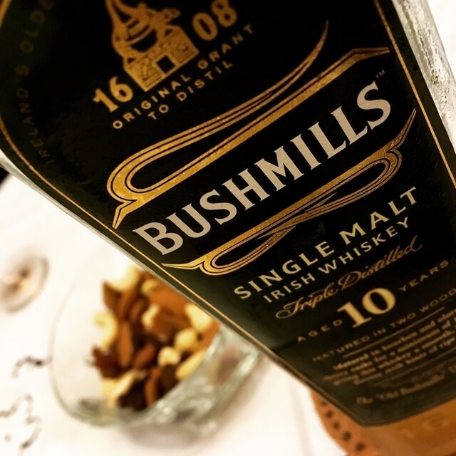 Bushmills 10 éves