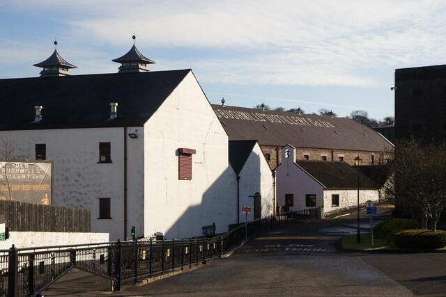 Bushmills Old distillery