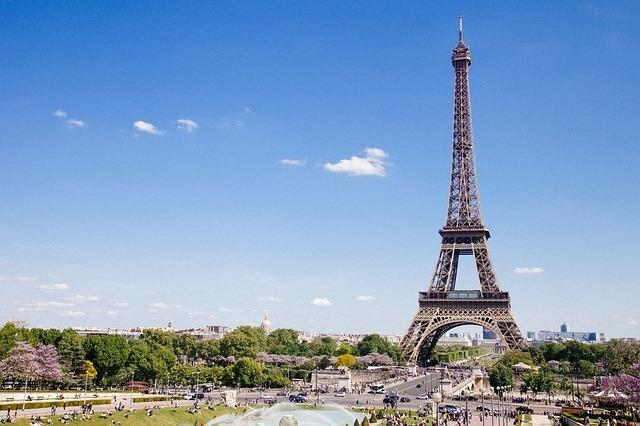 Eiffel torony - Párizs