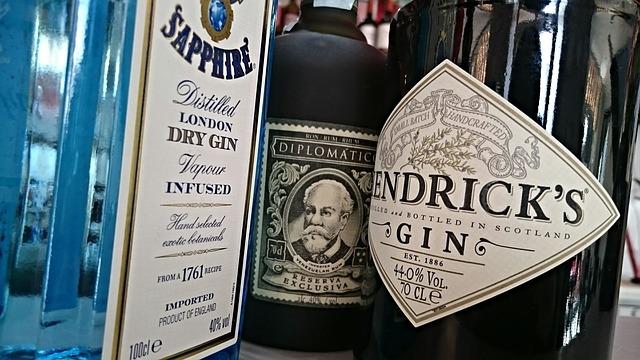 Gin márkák