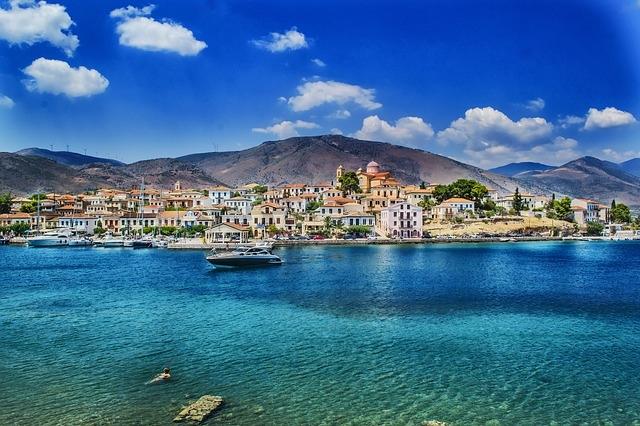 Görög tengerpart