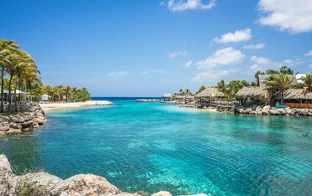 Trópusi tengerpart