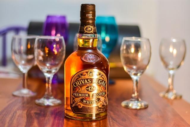 12 éves Chivas Regal whisky