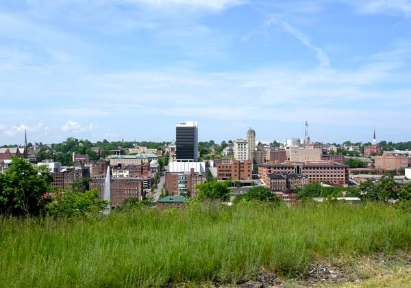 Lynchburg, ahol a Jack Daniel's készül