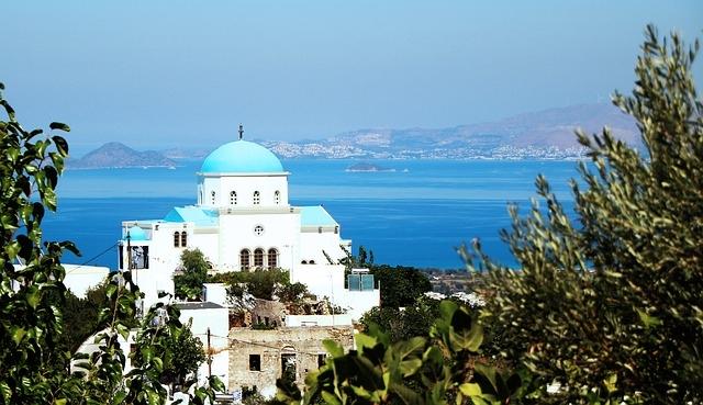Ortodox görög templom