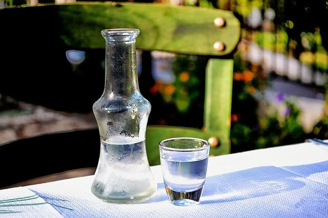 Egy pohár ouzo