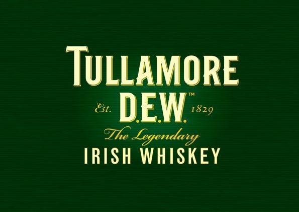 Tullamore D.E.W. logó