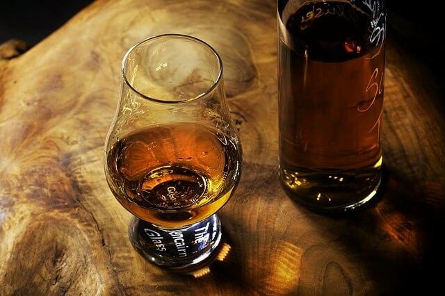 Konyakos pohárban lehet legjobban élvezni a whisky-t