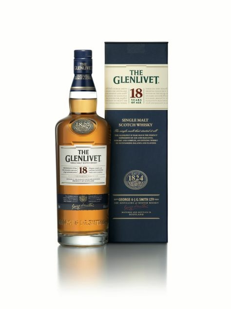The Glenlivet 18 Years Whisky