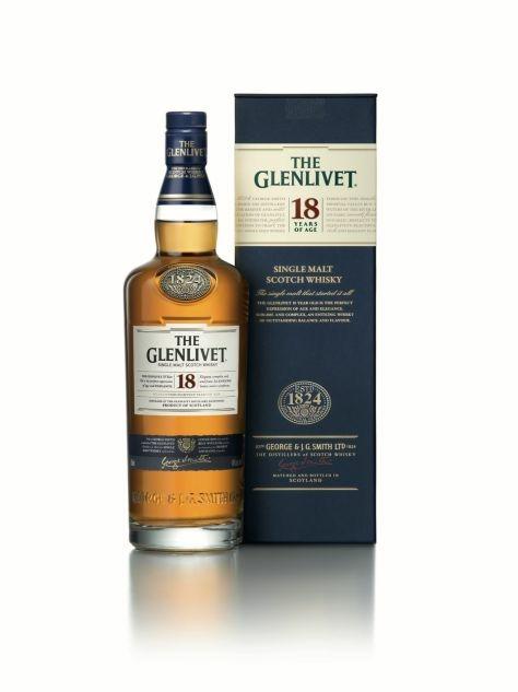 The Glenlivet 18 Years Whisky