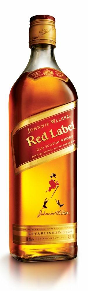 Johnnie Walker Red Label, a klasszikus
