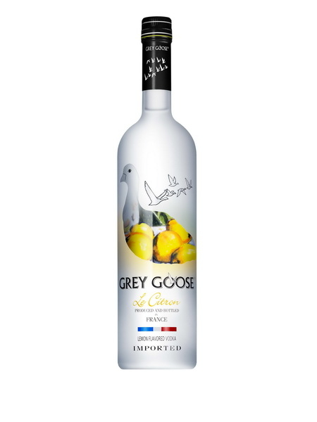Grey Goose citromos vodka
