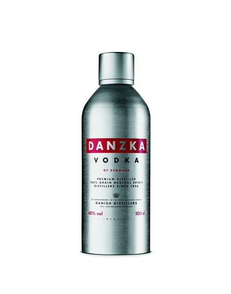 Danzka Danish Vodka