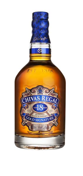 Chivas Regal 18 Year Old Whisky