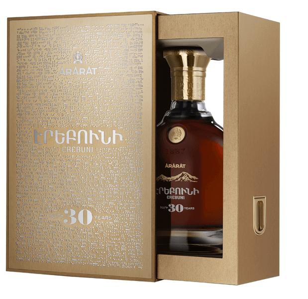 Ararat Erebuni 30 éves brandy