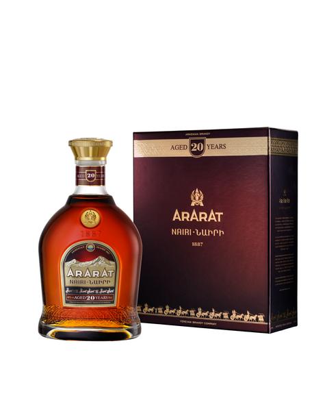 Ararat Nairi Brandy