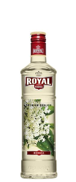 Royal vodka Bodza