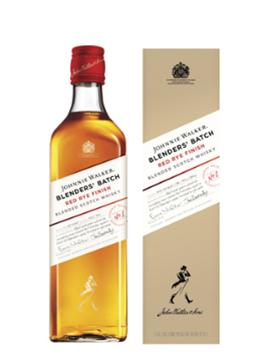 Johnnie Walker Blender's Batch Red Rye Finish Whiskey - egy igazi különlegesség
