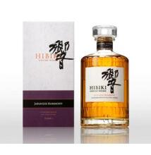 Hibiki Japanese Harmony Whisky (43%) 0,7 l