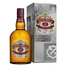 Chivas Regal 12 Year Old Whisky (40%) 1 l