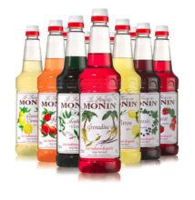 Monin Piros bogyós gyümölcs püré 1 l