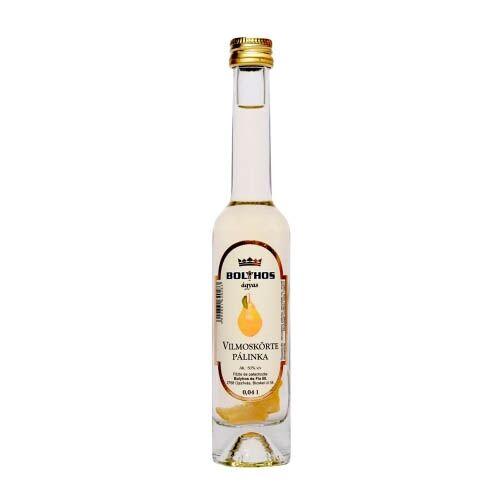 Bolyhos Pálinka Ágyas Vilmos 0,04 l (50%)