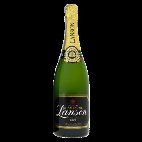 Lanson Black Label Brut Champagne pezsgő (12,5%) 0,75 l