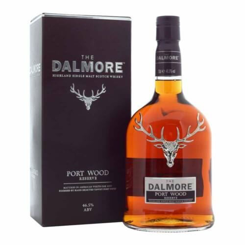 Dalmore Port Wood Reserve Whisky (46,5%) 0,7l