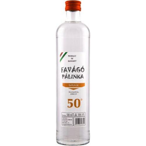 Favágó Pálinka Barack 0,5 l (50%)