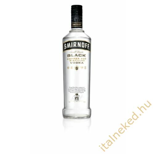 Smirnoff Black Vodka (40%) 0,7 l