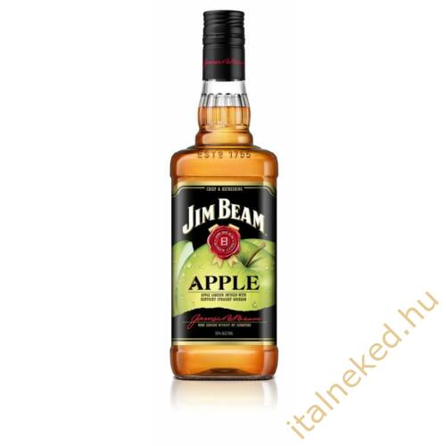 Jim Beam Apple Whiskey (35%) 1 l