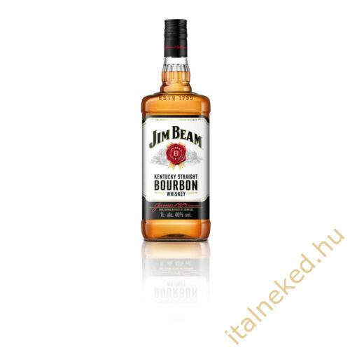 Jim Beam Whiskey (40%) 1 l