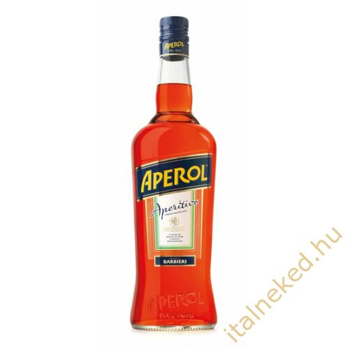 Aperol Aperitivo Barbieri gyomorkeserű  (11%) 1 l