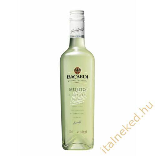 Bacardi Mojito Rum (14,9%) 0,7