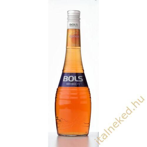 Bols Apricot Brandy sárgabarack likőr (24%)  0,7 l