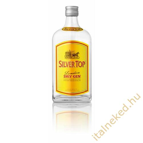 Bols Silver Top Dry Gin (37,5%) 0,7 l