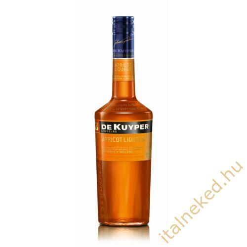 De Kuyper Apricot Brandy (24%)  0,7 l