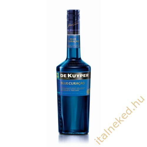 De Kuyper Blue Curacao  likőr (24%5) 0,7 l