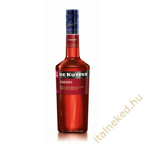 De Kuyper Cherry (cseresznye) likőr (24%) 0,7 l