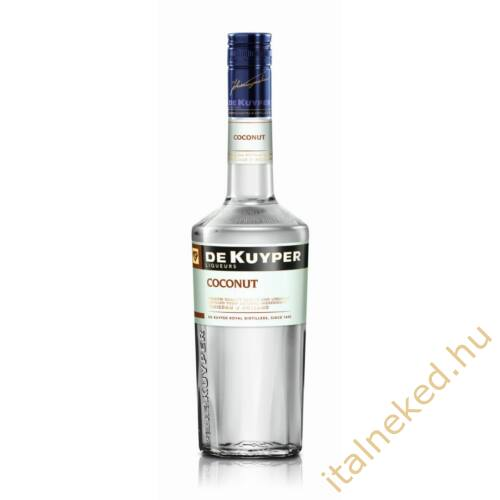 De Kuyper Coconut likőr (kókusz) (20%) 0,7 l