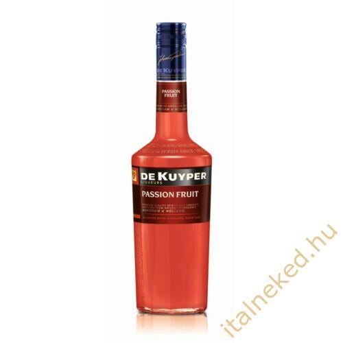 De Kuyper Passion Fruit likőr (20%)  0,7 l
