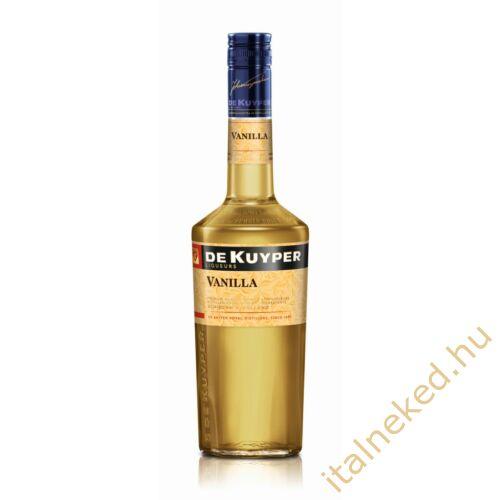 De Kuyper Vanilla likőr (20%) 0,7 l