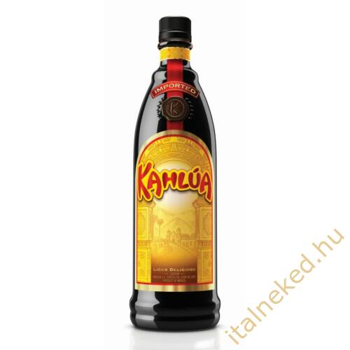 Kahlua kávélikőr (20%) 0,7 l
