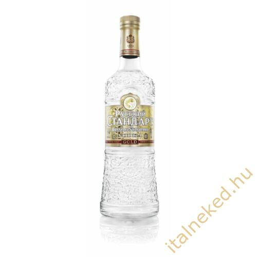 Russian Standard Gold Vodka (40%) 0,7 l