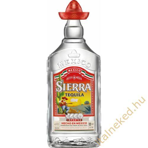 Sierra Silver Tequila (38%) 0,7 l