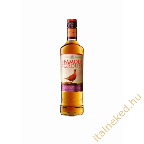 The Famous Grouse Whisky (40%) 0,7 l