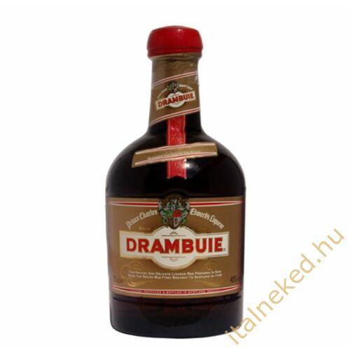 Drambuie likőr (40%)  0,7 l