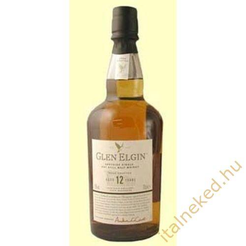 Glen Elgin 12 Year Old Whisky (43%) 0,7 l